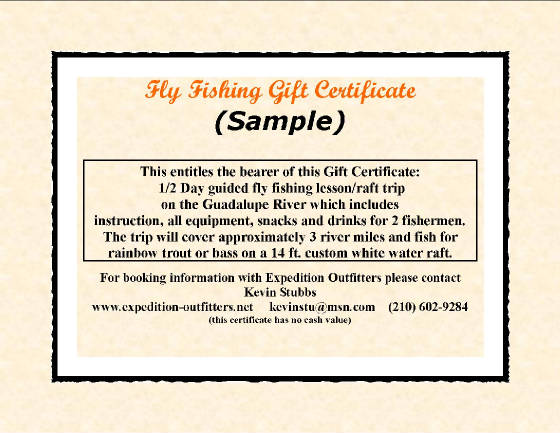 Fly Fishing is the perfect Christmas Gift for Dad