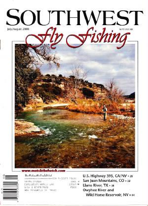 Fly Fishing The Llano River