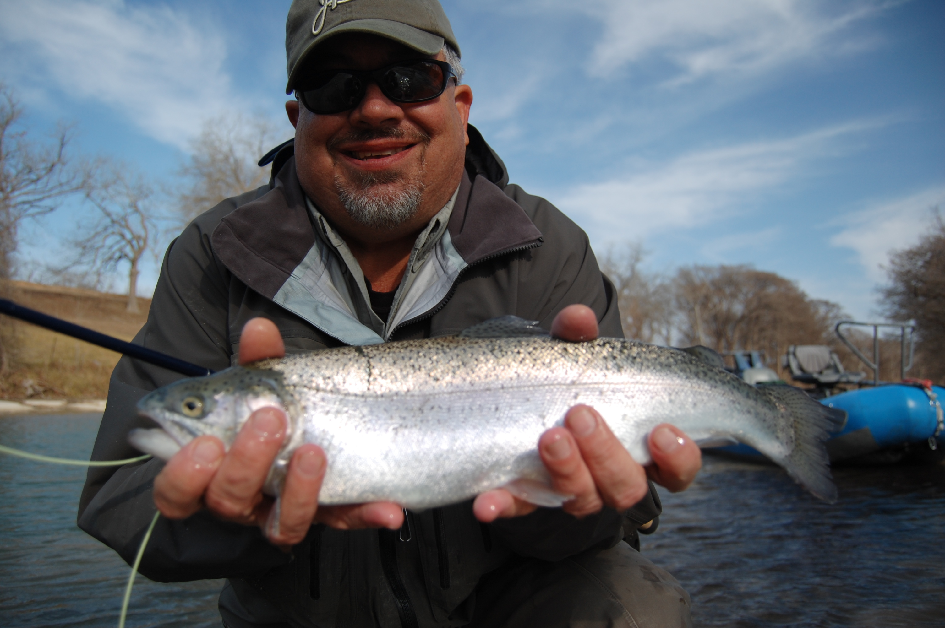 Guadalupe river fly fishing guides guadalupe fishing guide for Fishing near san antonio